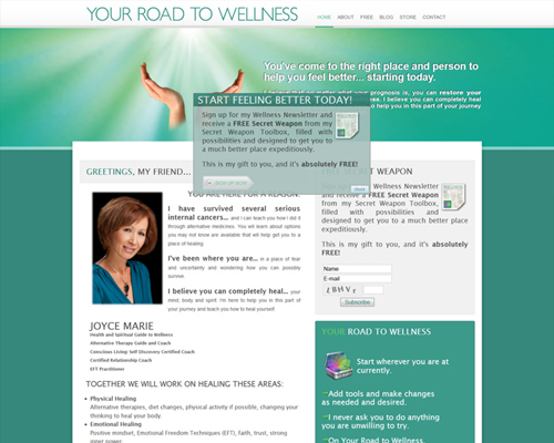 Your Road to Wellness