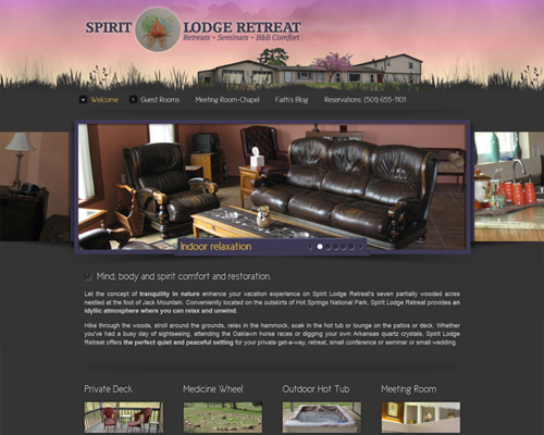 Spirit Lodge Retreat